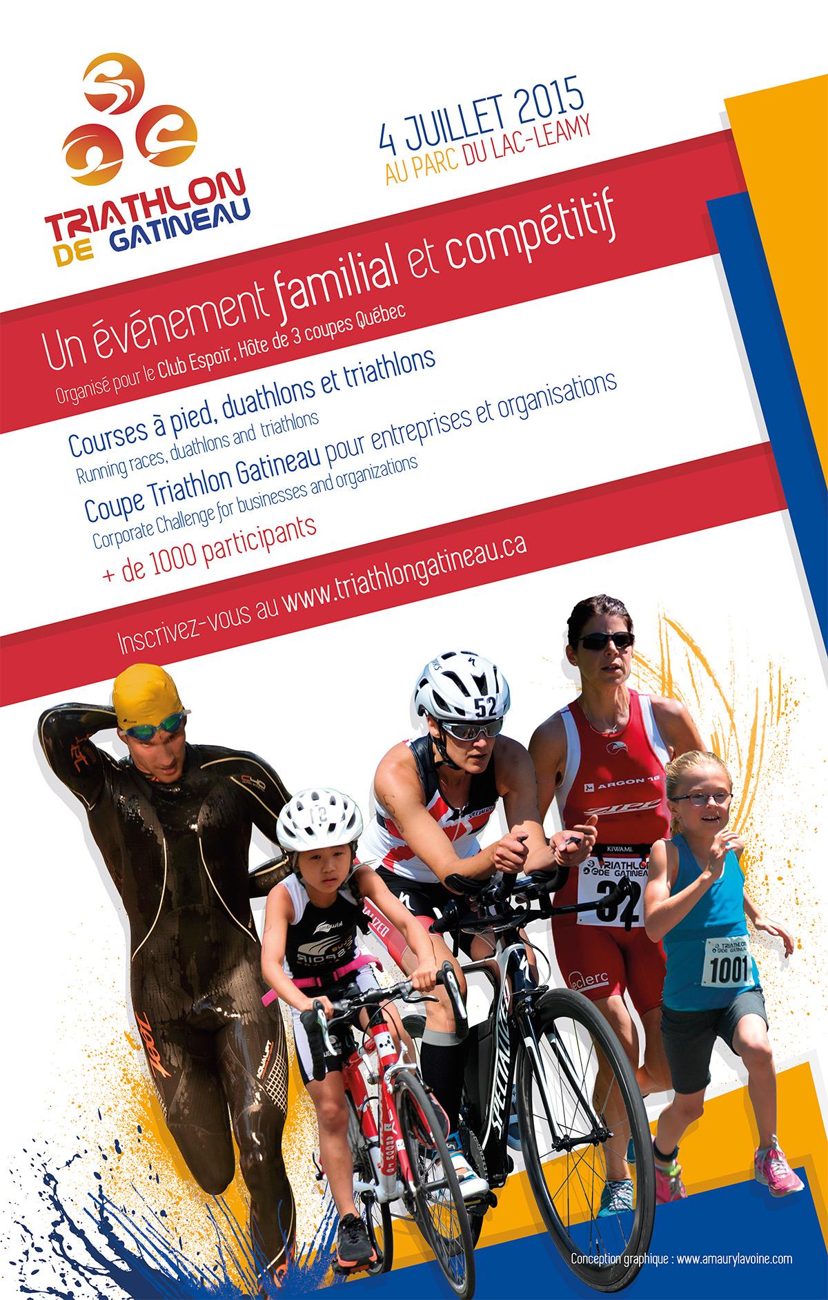 Triathlon de Gatineau